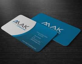 #414 for MAK Consulting Logo Design by creativeblack