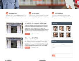 lempaul tarafından Design a WordPress Mockup için no 1