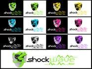 Graphic Design Inscrição do Concurso Nº160 para Logo Design for T-Shirt Company.  ShockWave Tees