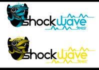Graphic Design Inscrição do Concurso Nº114 para Logo Design for T-Shirt Company.  ShockWave Tees