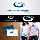 Contest Entry #43 for Logo Design for T-Shirt Company.  ShockWave Tees