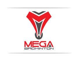georgeecstazy tarafından Design a Logo for Mega Badminton (Badminton Court) için no 11