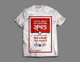 larissamendes95 tarafından Humor/Satire T-shirt design için no 7