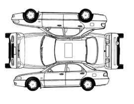z35304 tarafından 3 Vehicles for Inspection Form için no 11