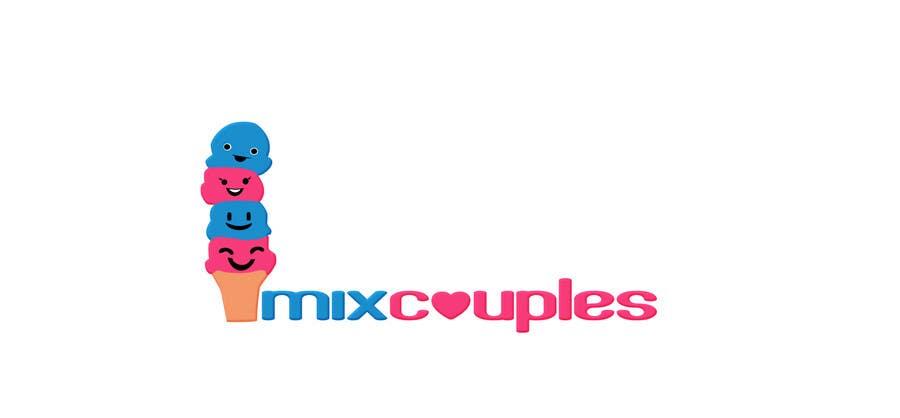 Inscrição nº                                         661                                      do Concurso para                                         Logo Design for mixcouples.com