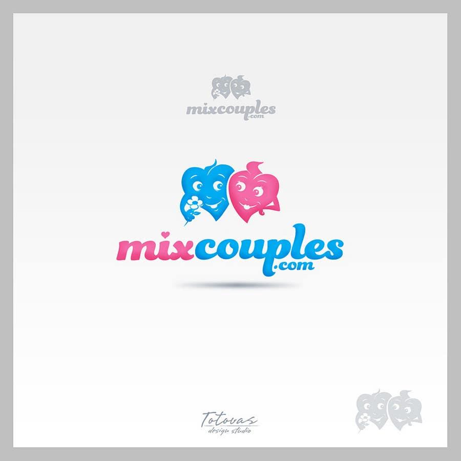 Inscrição nº                                         485                                      do Concurso para                                         Logo Design for mixcouples.com