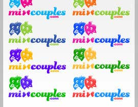 #759 for Logo Design for mixcouples.com by totovas