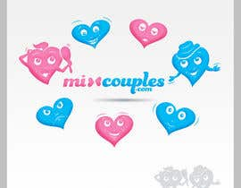 #602 for Logo Design for mixcouples.com by totovas