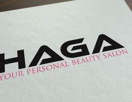 ayubnoman tarafından Design a Logo Your personal beauty salon  HAGA için no 26
