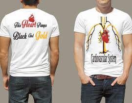 shyckze tarafından Design a T-Shirt için no 8