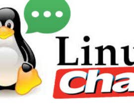 iwantworknows tarafından Design a Logo for a Linux IRC  chatroom website için no 8
