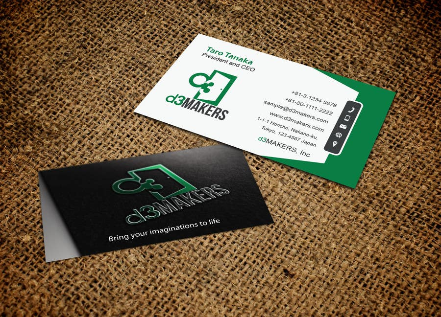 Entry 93 by mdreyad for design impressive and catchy business cards business card colourmoves