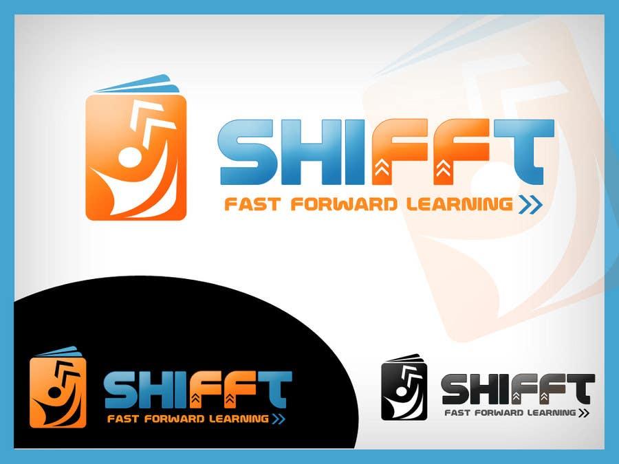 Entri Kontes #151 untukLogo Design for SHIFFT