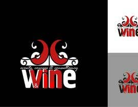 #614 para Logo Design for Vin & Wine - events, courses & consultancy por YouEndSeek