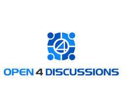 "#23 cho Design a Logo for ""Open 4 Discussion"" bởi creator1289"