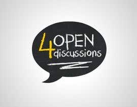 """#37 cho Design a Logo for """"Open 4 Discussion"""" bởi ramonhitzeroth"""