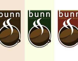 #150 para Logo Design for Bunn Coffee Beans por johansjohnson