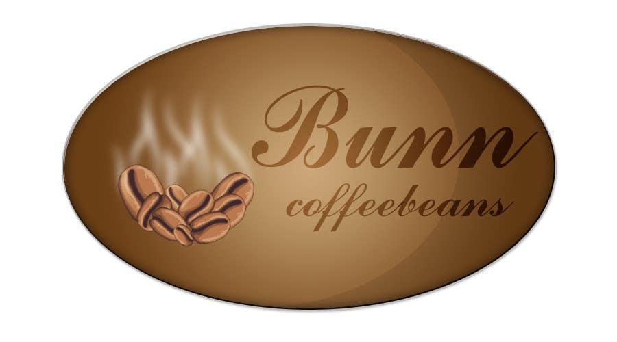Participación en el concurso Nro.154 para Logo Design for Bunn Coffee Beans
