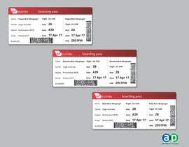 #1 for Make up three virgin Australia boarding passes. by axisprint