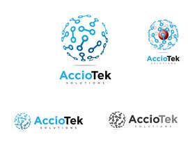 #59 for Design a Logo for AccioTek Solutions, an IT consulting firm. af zaldslim