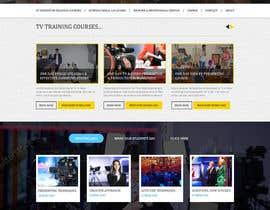 bestwebthemes tarafından Design a Website Mockup for a new version of an existing site için no 13