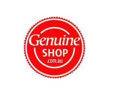 charansaanvi tarafından Design a Logo for genuineshop.com.au için no 4