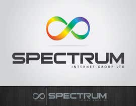 #136 para Logo Design for Spectrum Internet Group LTD por tiffont