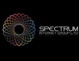 nº 31 pour Logo Design for Spectrum Internet Group LTD par eg1982