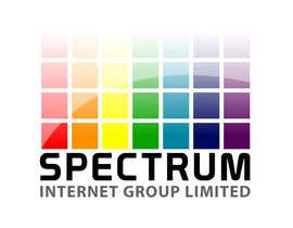 #1 para Logo Design for Spectrum Internet Group LTD por shooklg