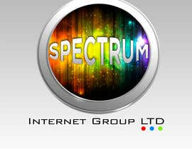 #6 para Logo Design for Spectrum Internet Group LTD por sotnas