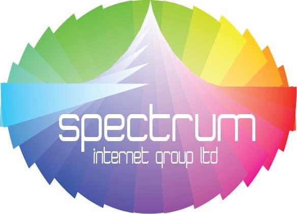 Penyertaan Peraduan #40 untuk Logo Design for Spectrum Internet Group LTD