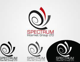 nº 9 pour Logo Design for Spectrum Internet Group LTD par khalidalfares