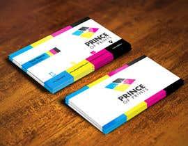 pointlesspixels tarafından Design some Business Cards for Printing Co için no 12