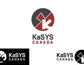 #126 for Logo Design for KaSYS Canada af Atmoresamu