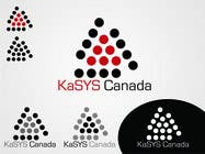 Graphic Design Konkurrenceindlæg #2 for Logo Design for KaSYS Canada