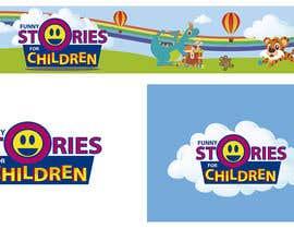 DesignsMR tarafından Diseñar un logotipoy un banner para un canal infantil  de youtube için no 7