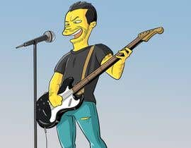 devchoudhary24 tarafından Ilustrovat profile picture from photo - as simpsons style için no 9