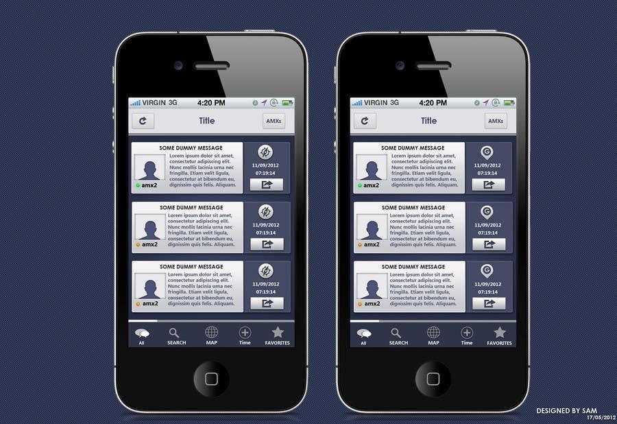 Inscrição nº                                         7                                      do Concurso para                                         App Design for KineoCode