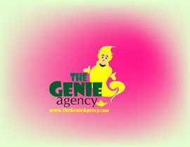 Rojymathew12 tarafından Logo Design for Genie Agency için no 45