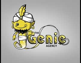 abdolilustrador tarafından Logo Design for Genie Agency için no 40