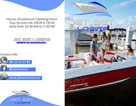 #13 for Design an A5 flyer for boat rental services by Detoditonline