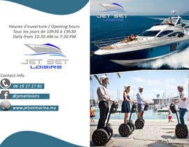 #15 for Design an A5 flyer for boat rental services by Detoditonline