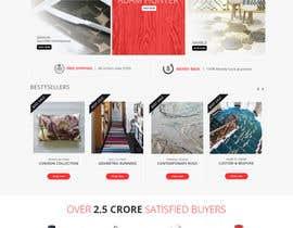 Makkina tarafından Design a Website Mockup için no 16