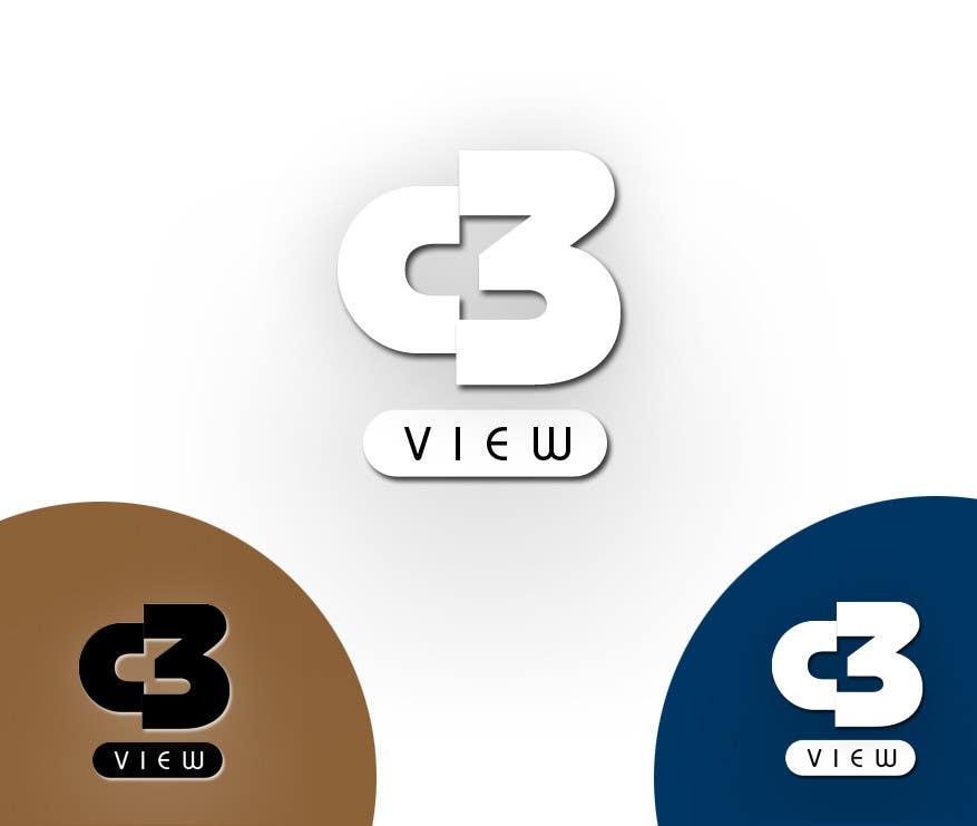 Bài tham dự cuộc thi #388 cho Logo Design for C3VIEW