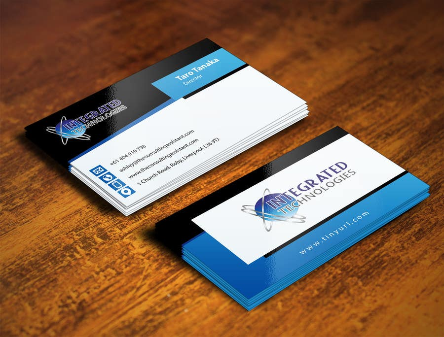 Entry #22 by mamun313 for Design some Business Cards for Network ...