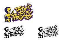 Logo Design for Teddy's Threads için Graphic Design78 No.lu Yarışma Girdisi