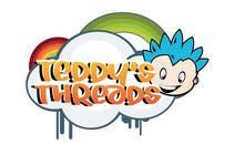 Logo Design for Teddy's Threads için Graphic Design75 No.lu Yarışma Girdisi