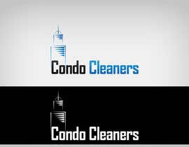 #337 para Logo Design for Condo Cleaners por dasilva1