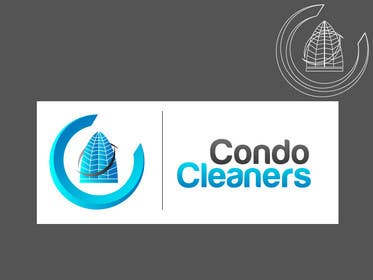 #326 para Logo Design for Condo Cleaners por rraja14