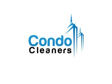 #388 para Logo Design for Condo Cleaners por rraja14